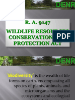 1st EnviSummit_ForestryWildlife Act Presentation