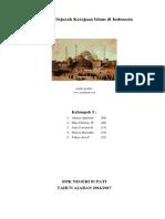 Makalah Sejarah Kerajaan Islam Di Indonesia New
