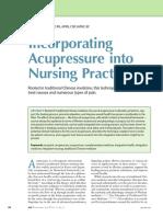 CE Incorporating Acupressure Into Nursing.25