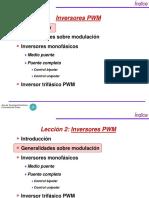 Inversores PWM