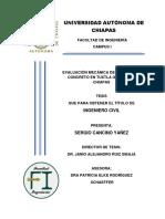 Evaluación Mecánica Del Bloque de Concreto