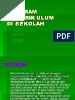 PROGRAM KOKURIKULUM DI SEKOLAH