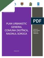 3_Regulament Local de Urbanism_Zastinca