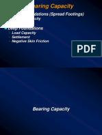 Unit-3 Bearing Capacity