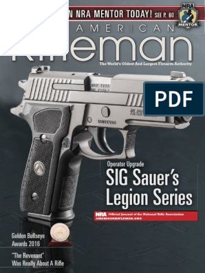 AR - May 2016 | National Rifle Association | Coins