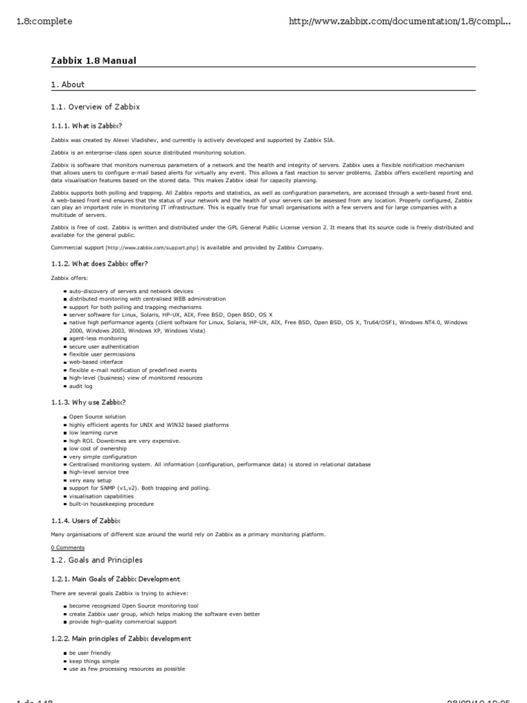 Zabbix Manual 1 8 1 | Oracle Database | Database Index