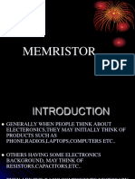 64453870-Memristor-Ppt