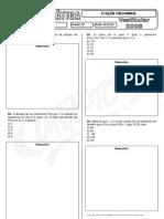 Matemática - Pré-Vestibular Impacto - Funções - Função Polinomial