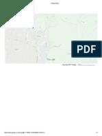 Peta daerah sekitar yogyakarta