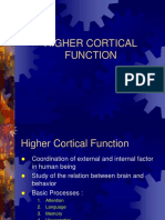 Higher Cortical Function.ppt