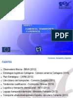 112313-Grupo 2.Comercio, TRANSPORTE y Logistica - Presentacion 2015