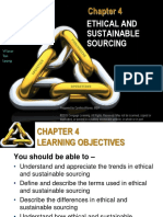 Ch.4 -Ethical Sourcing