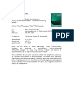 Colloids and Surfaces B- Biointerfaces Volume Issue 2017 [Doi 10.1016%2Fj.colsurfb.2017.04.050] Brannigan, Ruairí P.; Khutoryanskiy, Vitaliy v. -- Synthesis and Evaluation of Mucoadhesive Acryloyl-qua (1)