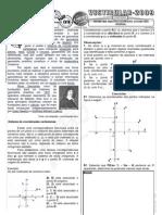 Matemática - Pré-Vestibular Impacto - Geometria Analítica