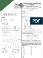 Matemática - Pré-Vestibular Impacto - Matrizes - Aplicações e Propriedades II