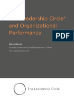 The Leadership Circle and Organizational Performance