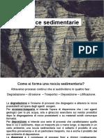 7 - Lezione Rocce Sedimentarie (Ingegneria)