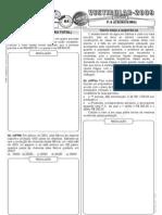 Matemática - Pré-Vestibular Impacto - Sequências - P A  - Exercícios I