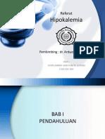 Referat Hipokalemia