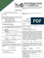 Matemática - Pré-Vestibular Impacto - Sequências - P A  - Soma dos Termos I