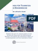 München für Touristen und Einheimische - der ultimative Guide