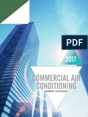 2017 Hisense VRF General Catalogue | Power Inverter | Air