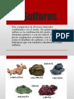 Diapositivas Sulfuros Expo Mineralogia