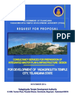 RFP Consultacy Services for Master Planing- YTDA