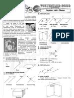 Matemática - Pré-Vestibular Impacto - Trigonometria - Ângulos entre Planos
