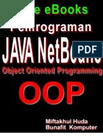 Dasar Pemrograman Java - Object Oriented Programming