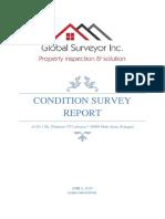 Building Condition Assessment - Building Survey