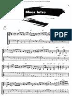 Joe Pass - Blues Intro