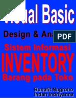 Skripsi Visual Basic 6.0 - Desain dan Analisis Sistem Informasi Inventory Barang pada Toko