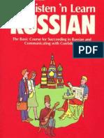 Just Listen 'n Learn Russian