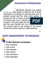 4. Insurance Company
