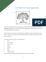 Tips Menginterpretasikan BAUM Tree Test Atau Tes Menggambar Pohon