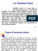 6. Pension Fund