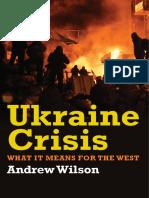 Andrew Wilson-Ucraine Crisis