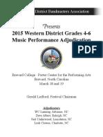 MPA Program 2015