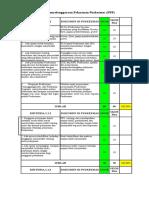 Self Assesment Kriteria Baru 9 Nov 2014
