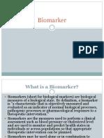 Biomarker Biosensor