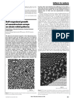 Self-organized growth of nanostructure arrays on strain-relief patterns.pdf