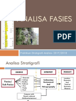 ANALISA FASIES
