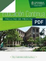 Memorias Curso Medicina Interna - 2017