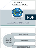 PPT Referat Mola