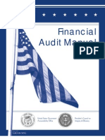 Financial Audit Manual Vol.01