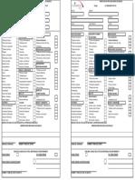 Check List Equipos (Pre Usos)