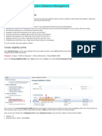 Fusion Absence Management