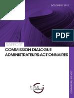 Le dialogue administrateurs actionnair