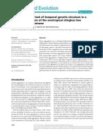 Mueller Et Al-2012-Ecology and Evolution